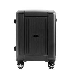 Cavoni Kenil旅行箱行李箱20寸拉 杆箱万向轮皮箱子登机箱CK-X 318 20寸 黑色