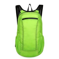 Cavoni Kenil 户外折叠包超轻便携旅行背包防水透气双肩包多功能收纳包 浅绿色D-K-022