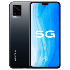 vivo S7新品5G手机 三星AMOLED高清护眼屏双模5G手机 莫奈漫彩 8+128G