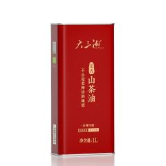 大三湘浓香山茶油1L家庭装 土榨坊专利技术 健康营养 年货必备