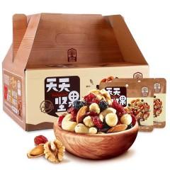 【臻味】每日坚果炒货 休闲零食 混合坚果27g*20包 成人款 27g*20包 共540g