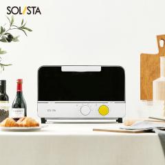 九阳独奏12L家用烘焙小型多功能全自动蛋糕电烤箱K12-B1