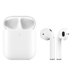 浩酷(HOCO)半入耳式TWS蓝牙无线耳机CES3