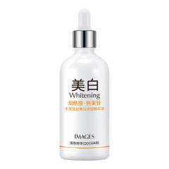 形象美清爽补水保湿 精华液温和滋润 乳液靓丽肌肤护肤品 白色 100ml