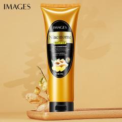 形象美老姜王护发膜滋润营养发膜改善毛躁呵护头发柔顺 倒膜 发膜 姜色 250g