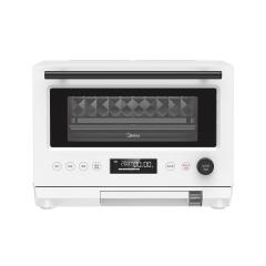 美的Midea 家用微波炉电烤箱蒸箱 微蒸烤一体机 变频火力 广域控温烘焙 高温纯蒸 PG2310