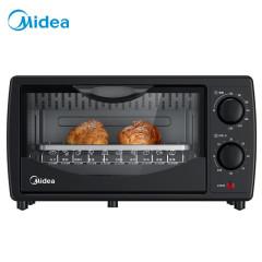 美的Midea 多功能电烤箱 家用烘焙小烤箱 PT1011