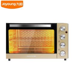 九阳(Joyoung) 电烤箱家用烘焙多功能全自动蛋糕面包带烤叉烤箱KX-30J3