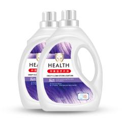 为洁抑菌洗衣液 2kg/瓶 无色 2KG*1瓶