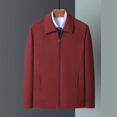 威兰西 春秋季商务休闲风轻薄夹克