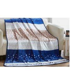 罗莱 梦幻星空靠垫毯140*180cm