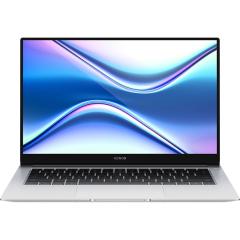 荣耀笔记本 MagicBook X 14/15 2021 14/15英寸全面屏轻薄笔记本电脑 14英寸冰河银 i3 10110U 8GB 256GB
