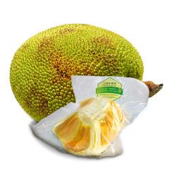 泰国手剥红肉菠萝蜜块 新鲜水果热带水果