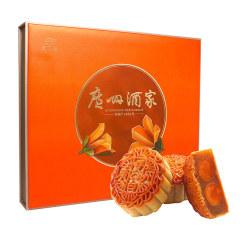 广州酒家 幸福满鹏月饼礼盒 690g