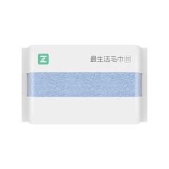 最生活(a-life)A1193青春系列毛巾 32x70/90g/条 蓝色