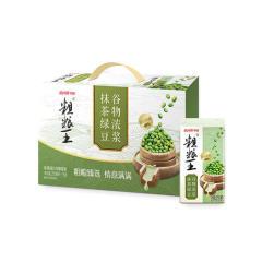 可口可乐粗粮王(抹茶绿豆味)250ml 可口可乐粗粮王抹茶绿豆250ml*16盒