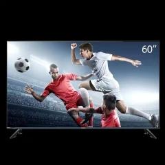 夏普(SHARP)60X7PLUS 60英寸 全面屏4K超高清日本原装K歌音乐电视机 2G+32G