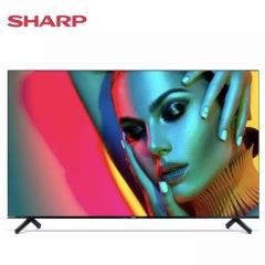 夏普(SHARP)4T-M75Q5CA 75英寸 全面屏 4K超高清 智能网络电视