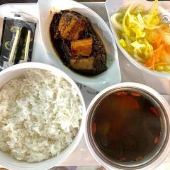 【豪华套餐】梅菜扣肉