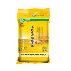 高氏禾田稻花香米 5kg (编织袋黄包装)