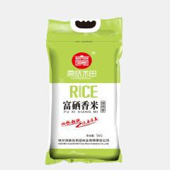 高氏禾田富硒香米5KG(编织袋包)