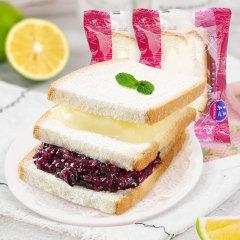 米多天宇紫米面包110g*10包整箱装 紫米面包110g*10包