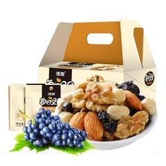 每日坚果20gx30包雅集混合坚果包装健康零食600g装送礼实惠 每日坚果600g