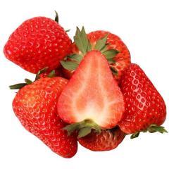 逍遥时代 丹东99草莓 德邦/顺丰空运 丹东草莓大果2斤装(净重1.8斤)