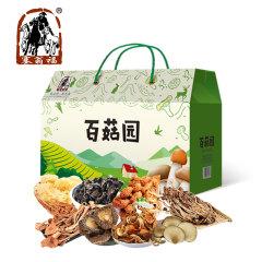 塞翁福百菇园菌菇礼盒6948235703171