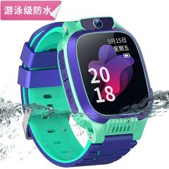 爱天使儿童触摸屏智能手表打电话插卡智能定位Y79移动版 爱天使Y79 绿色