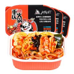麻辣多拿6菜1肠自然火锅282gX3盒