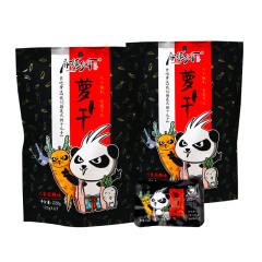 麻辣多拿袋装萝卜干220gX2袋(内含11小包)