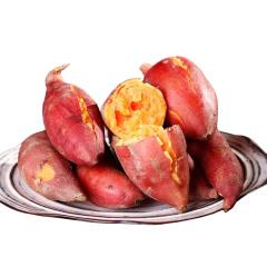 福建六鳌红蜜薯3/5斤装 多规格可选 中小果3斤装